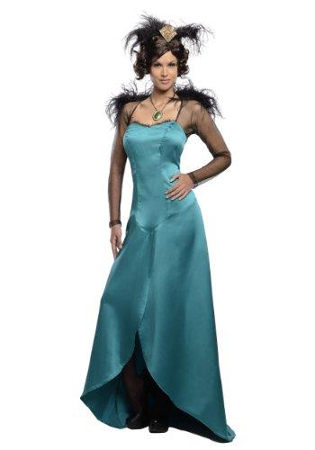 Deluxe Evanora Costume Small - Deluxe Evanora Adult Costumes