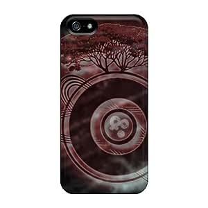 ArtCart Premium Protective Hard Case For Iphone 5/5s- Nice Design - Follow Your Imagination