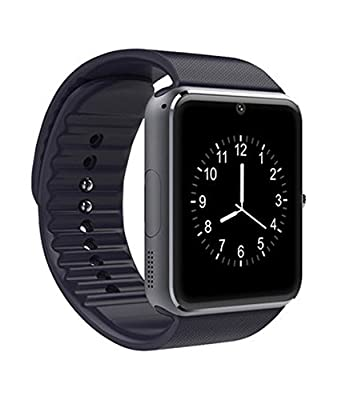 Reloj inteligente Voyto; Smartwatch GT08 con teléfono y cámara para Android e iOS: Amazon.es: Electrónica