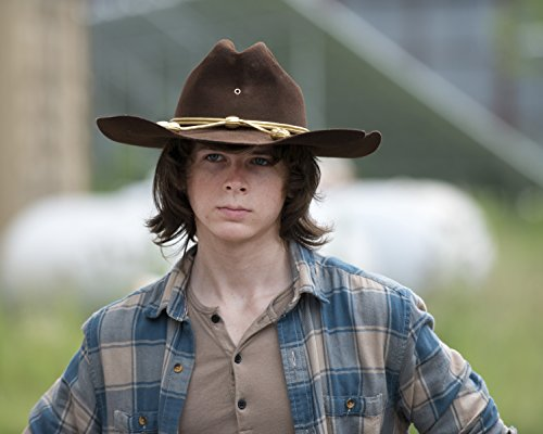 Chandler Riggs / The Walking Dead 8 x 10 GLOSSY Photo Picture IMAGE (Chandler Photograph)