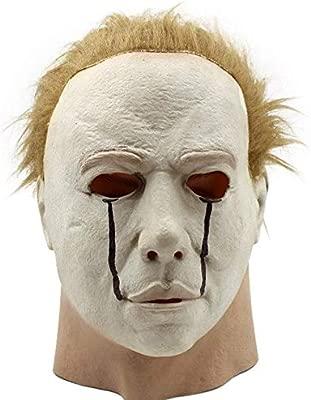 WasJmu 1 Hot Movie Cos Mask Horror Michael Myers Mask Scary ...
