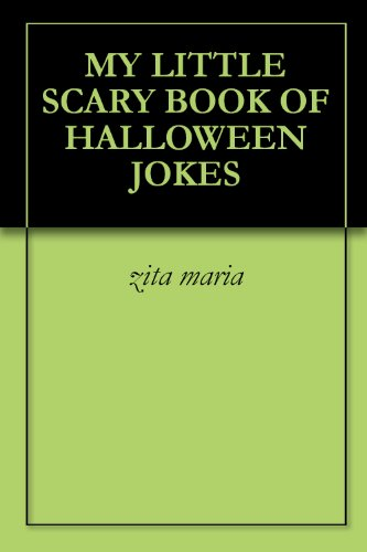The Scary Halloween Joke Book (Scary Scary Halloween)