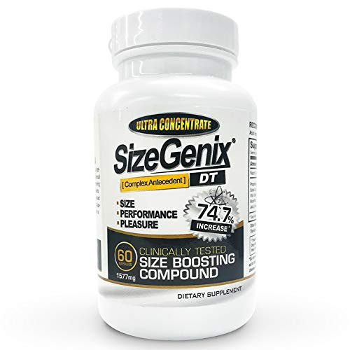 Sizegenix. The Best Male Enhancement Supplement.