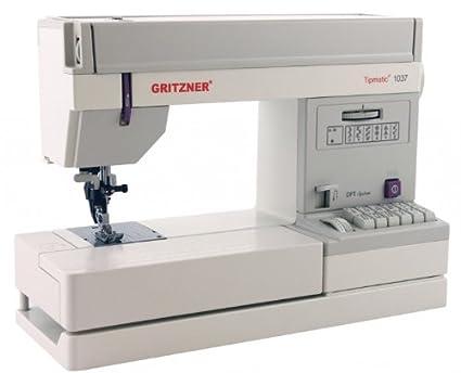 Gritzner 1037-DFT - Máquina de coser