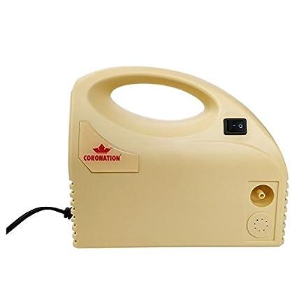 Coronation Nebulizer Machine Complete Kit Amazon In Health