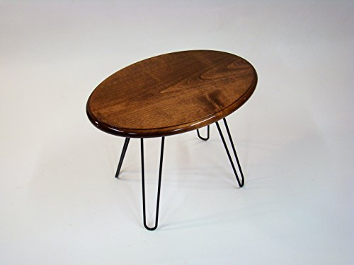 Single Oval Alder Accent (Alder Table)