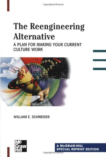 The Reengineering Alternative (General Finance & Investing)