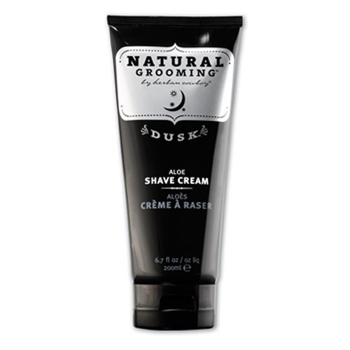 Herban Cowboy Organic Soap (Herban Cowboy Dusk Aloe Shave Cream, 6.7 Ounce -- 3 per case.)