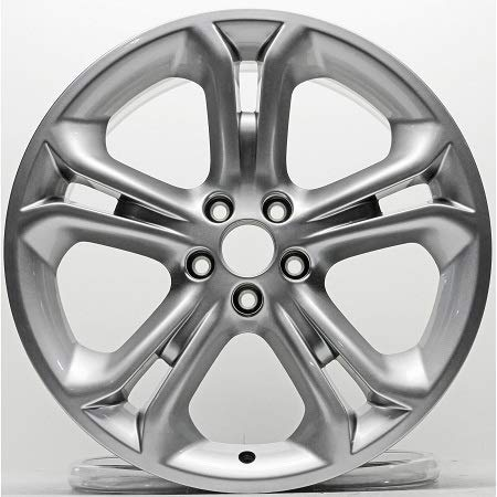 New 20 inch x 8.5 Replacement Alloy Wheel Rim compatible with Ford Explorer Limited 2011-2018 - Offset: 44 mm | Hub Bore: 63.4 | Bolt Pattern: 5x114.3