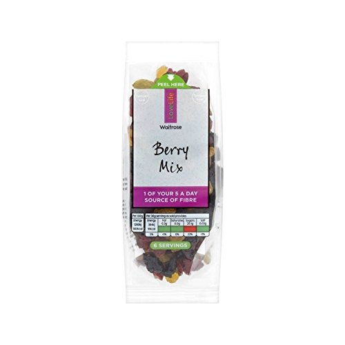 Berry Mix Waitrose Love Life 180g - Pack of 6