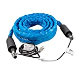 Camco 22911 25' Taste Pure Heated Drinking Water Hose with Thermostat