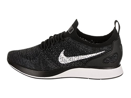 Mariah FK Zoom White NIKE Black 006 Running W Donna Scarpe Nero Air Racer Dark qaFWIgWxwt