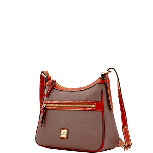 Leather Hobo Piper Dooney amp; Bourke Elephant Pebble Crossbody zwIzOqXHn