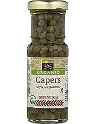 365 Everyday Value, Organic Capers, Non-Pareil, 2 oz