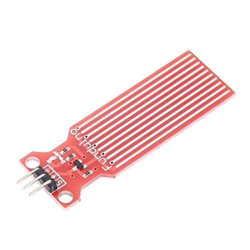(Solu ® Water Level Sensor Depth of Detection Water Sensor for Arduino// High Sensitivity Water Sensor// Water Level Sensor Module Depth of Detection Liquid Surface Height for Arduino M)