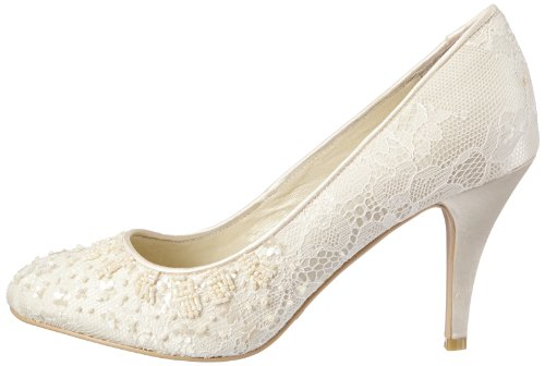 Adriana De Marfil Menbur Wedding Clásicos 4612 Para Zapatos Satén Mujer TwCBqgPx