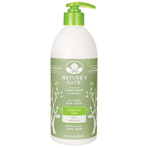 Natures Fragrance Gate - Fragrance Free Lotion Nature's Gate 18 oz Lotion
