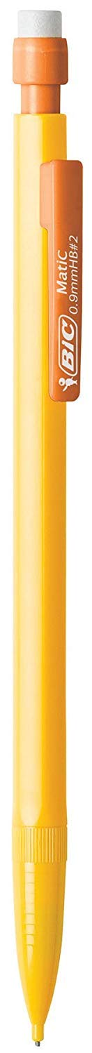 BIC Xtra-Strong Mechanical Pencil, Colorful Barrel, Thick Point (0.9mm), 24-Count (MPLWP241) - Pack of 3 by BIC (Image #5)