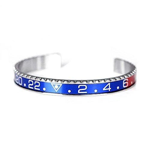 BeiChong Speedometer Stainless Steel Watch Style Bracelet Jewelry - Bangle Watch Birthstone