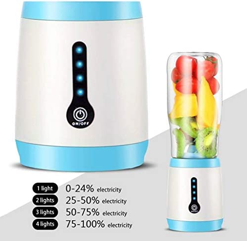 YWSZJ Exprimidor eléctrico de la manija y el Cono Tapa for facilitar el Uso Talla única for Todos los jugos de Cono for un fácil Almacenamiento.