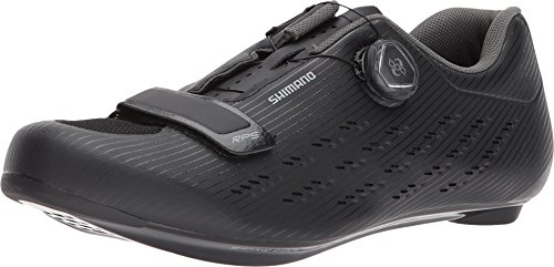 SHIMANO SH-RP5 Cycling Shoe - Men's Black; 47