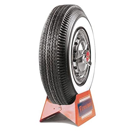 Bias Ply Tires >> Amazon Com Coker Tire 639755 Firestone Vintage Bias Ply Tire