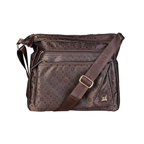 00 £119 Genuine Biagiotti Designer Body RRP Crossbody Bag Women Laura Brown Cross Bag AOwq7qPf