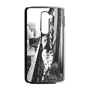 YYYT Old Time Cell Phone Case for LG G2