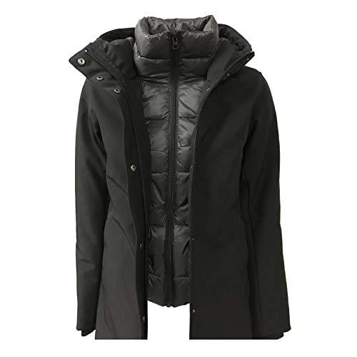 Veste 02 Else Duvet Norway Plume Noir Longueur 90 10 Mod 85702 ¾ Femme dTPOwSq