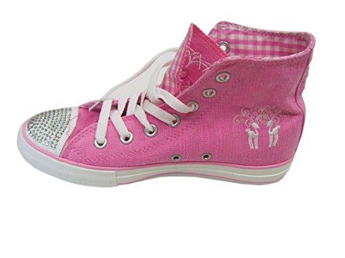 Krüger Madl - Zapatillas para mujer rosa - rosa