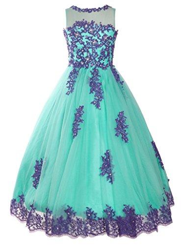 Organza Dress - 9
