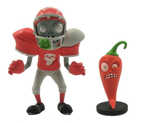 Plants vs Zombies Football Zombie 3