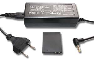 CAMARA compatible con CANON sustituye ACK-DC40.