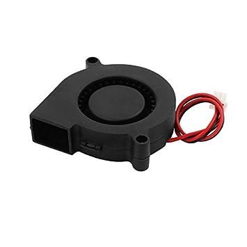 Amazon.com : eDealMax DC 5V 52mm x 51mm x 15mm DC sin escobillas del ventilador Turbo refrigerador ventilador de refrigeración : Baby