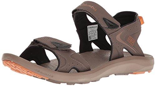 Columbia Techsun, Zapatillas de Deporte Exterior para Hombre mud/canyon gold