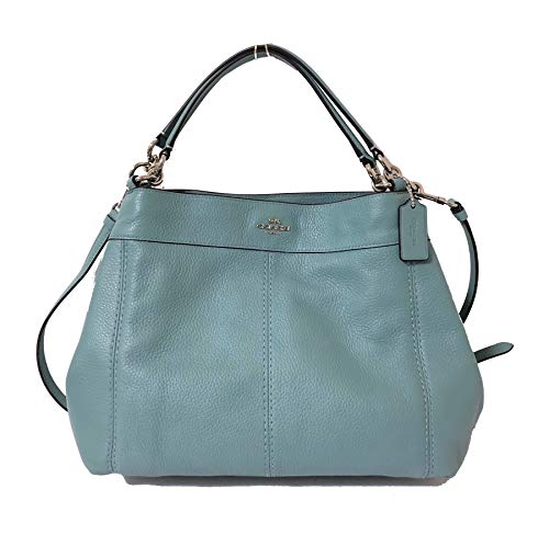 COACH SMALL LEXY SHOULDER BAG CLOUD