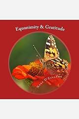 Equanimity & Gratitude Paperback