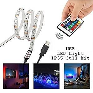Gut bekannt Simfonio LED Stripes 1m - LED Band Wasserdicht 5050 SMD RGB LED SD71