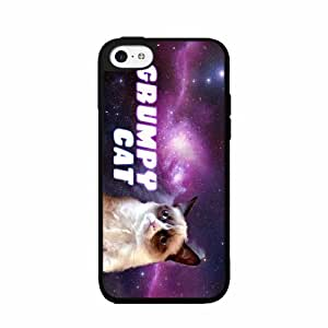 GRUMPY CAT - FOX FUR NEBULA iPhone 5 Cover, iPhone 5s PLASTIC FASHION CASE