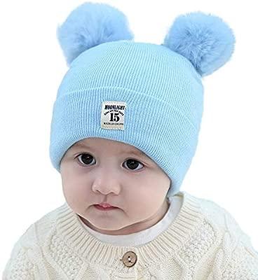 ZAY - Gorro de Invierno para bebé recién Nacido, Sombrero de ...