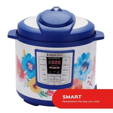 Pioneer Woman Instant Pot 6qt 6 Quart Programmable Pressure Cooker Slow Electric Multi Use Rice Saute Cooking Steamer Warmer by Home Joy (Image #4)