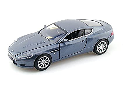 Buy Aston Martin Db9 Coupe 1 24 Grey Blue Online At Low Prices In