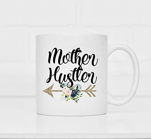 Mother Hustler | 11oz Ceramic Coffee Mug