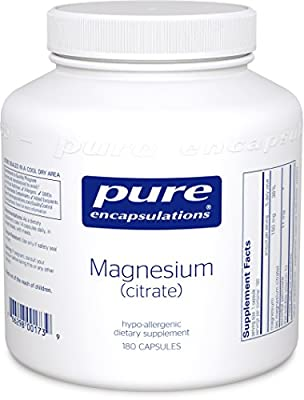 Pure Encapsulations - Magnesium (Citrate)