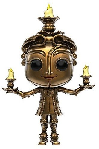 Funko POP Disney: Beauty & The Beast Lumiere Toy Figure