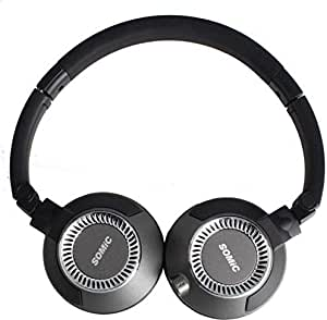 Somic EP-19PRO Black Headset with Mic