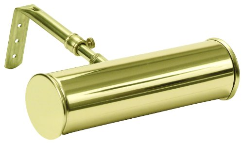 Advent Picture Light Finish: Polished Brass