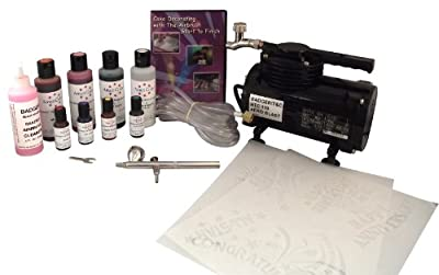 Badger Air-Brush Co. 314-BBAWC Badger Bakery Advanced with Compressor