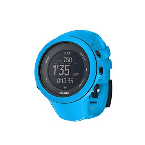 Suunto Ambit3 Sport Running GPS Unit, Blue by Suunto