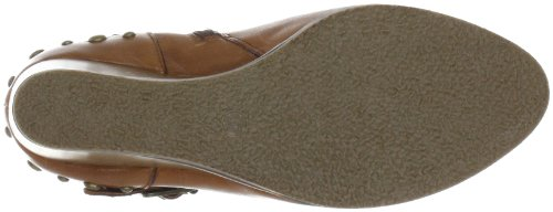 Boots Victoria Jeans Women's Pepe Cognac Wedges AwIHWEq